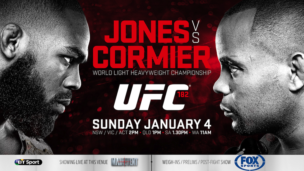 UFC 182 Results