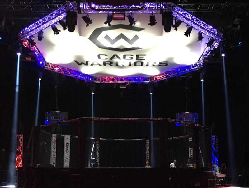 Interview with Cage Warriors President Graham Boylan
