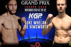 Luke Whelan vs. Joe Himsworth