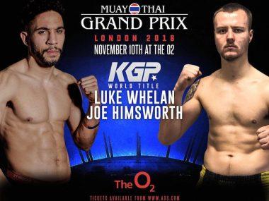 Luke Whelan vs. Joe Himsworth
