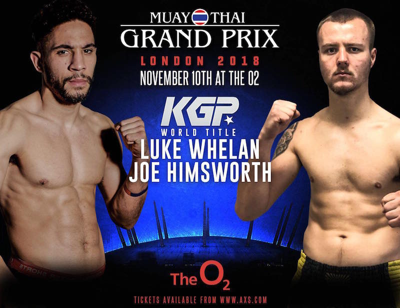 KGP 15: Luke Whelan va. Joe Himsworth Preview