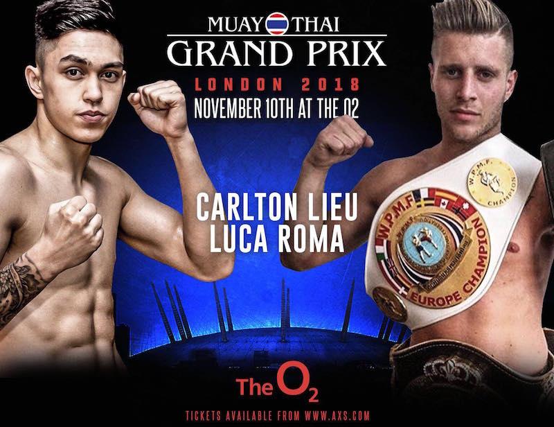 MTGP 21: Carlton Lieu vs. Luca Roma Preview