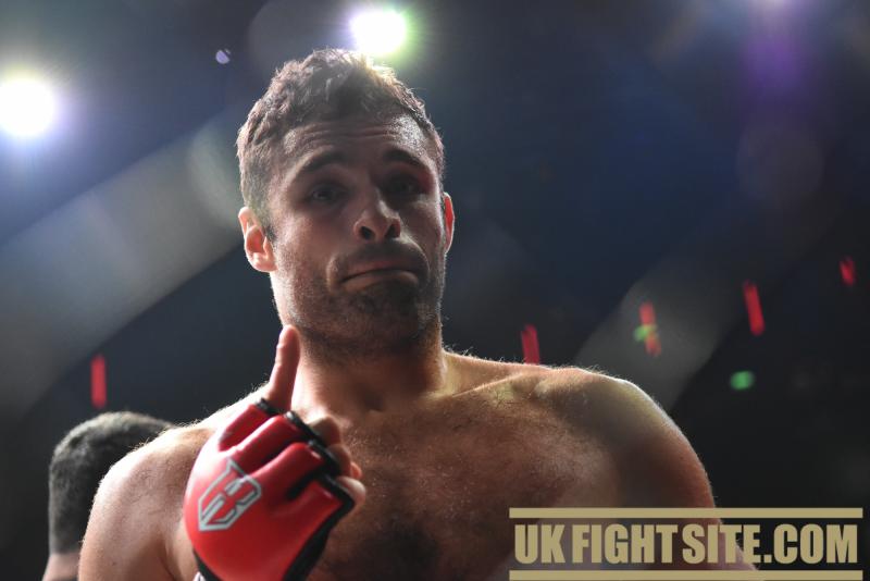 MTK MMA: Dan Vinni vs. Alex Montagnani Preview