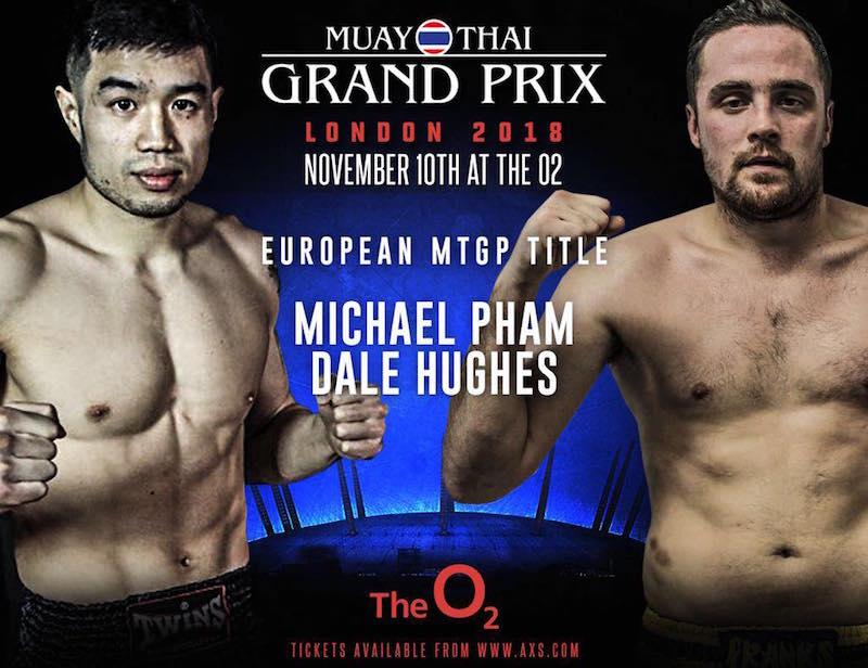 MTGP 21: Michael Pham vs. Dale Hughes Preview