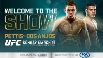 UFC 185 Results