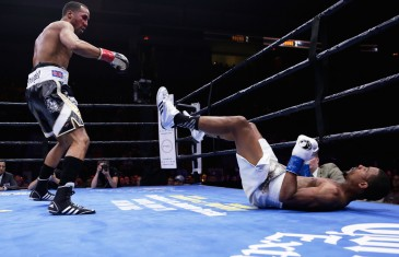 DeGale Makes History