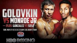 Golovkin vs. Monroe JR