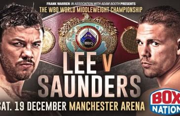 Lee vs. Saunders