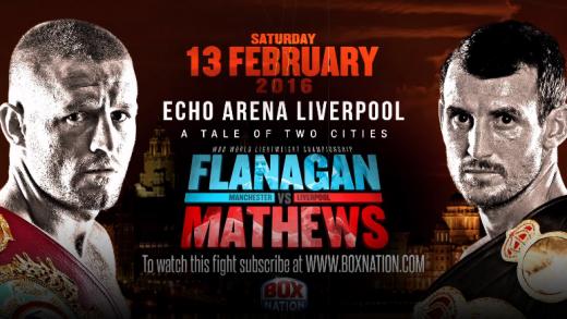 Flanagan vs. Matthews