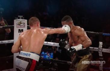 Kovalev dominates Pascal