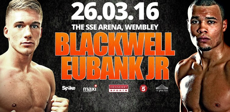 Blackwell vs. Eubank JR