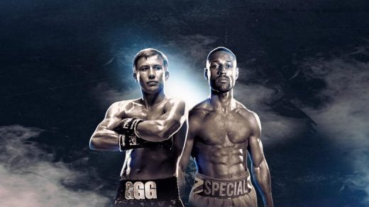 Golovkin vs. Brook