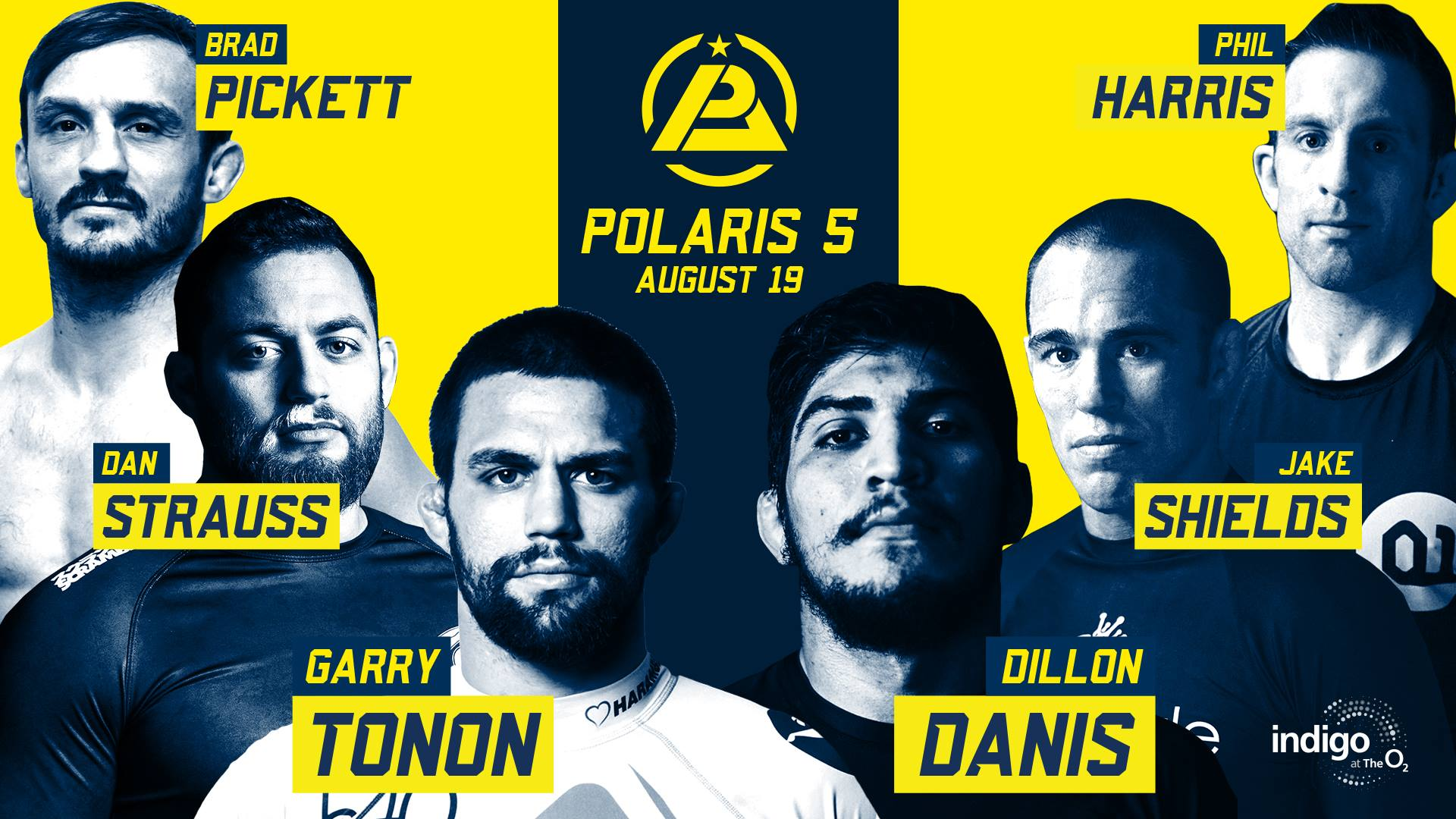 Polaris 5 Tickets