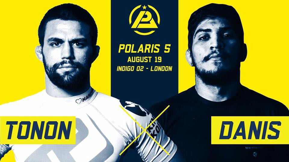 Polaris 5: Tonon defeats Danis in rematch