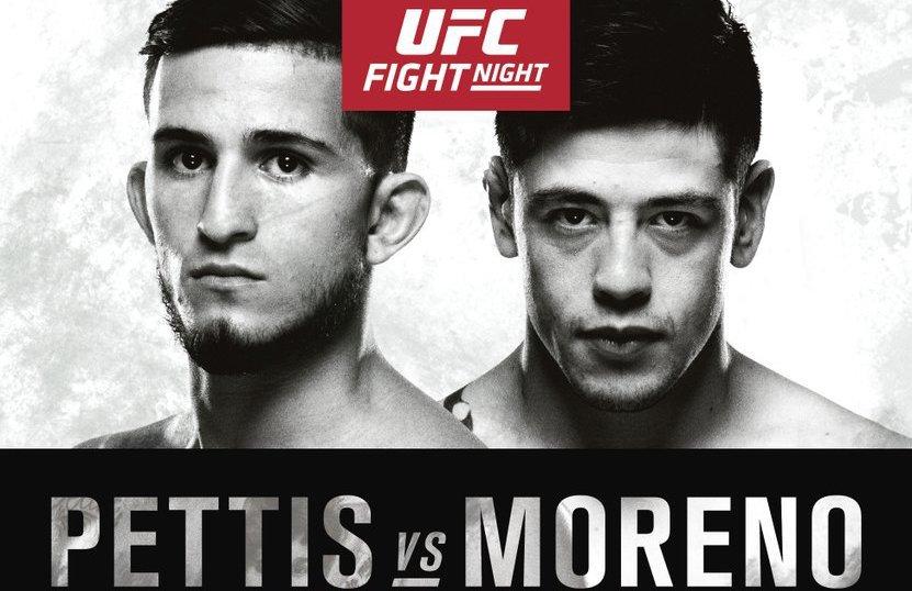 UFC Fight Night 114 Results