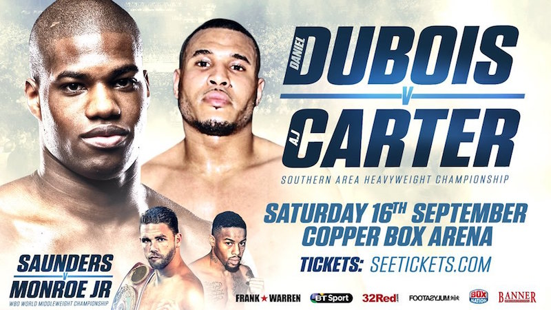 Dubois Destroys AJ Carter in 48 Seconds