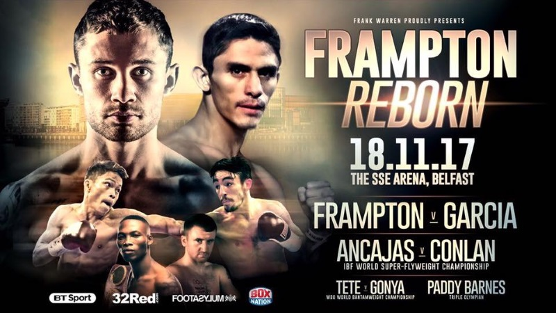 Frampton vs. Garica