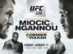 UFC220
