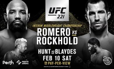 UFC221