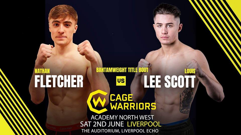 Cage Warriors Academy North West 3: Fletcher vs. Lee Scott