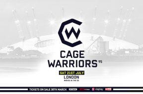 Cage Warriors95
