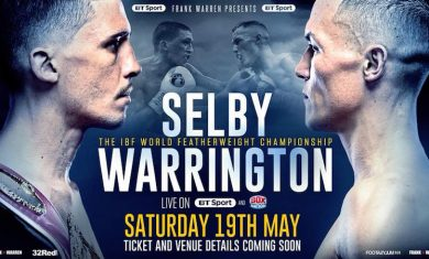 Selby vs. Warrington