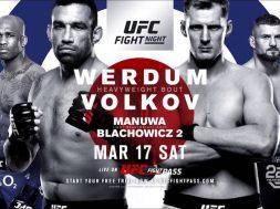 UFC London