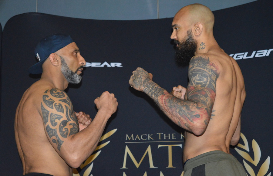 MTK Global MMA Results: Montagnani stops Hussain