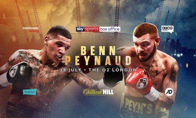 Benn vs. Peynaud