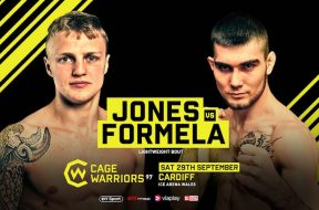 Jones vs. Formela
