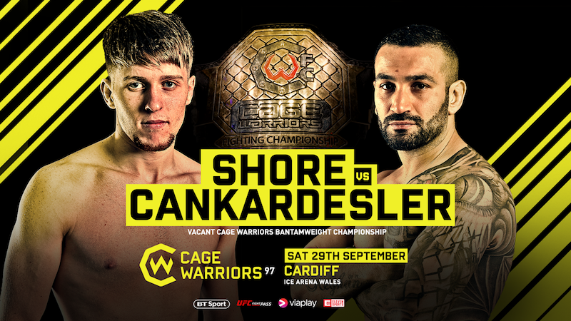 Cage Warriors 97 Fight Card