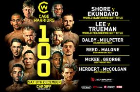cagewarriors100