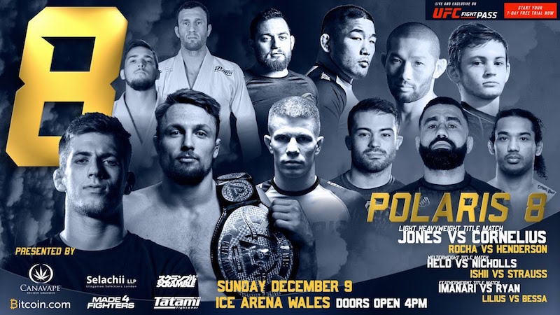 Polaris 8 Card