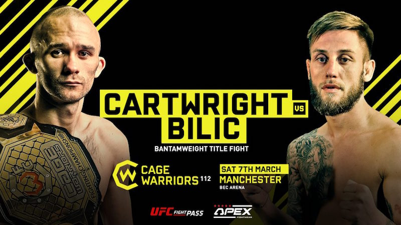 Cage Warriors 112 Preview