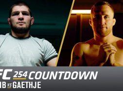 UFC 254 CD