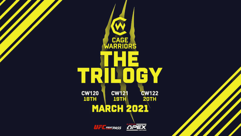 The Trilogy returns in March 2021 with fans!