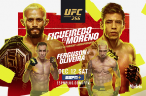 UFC256