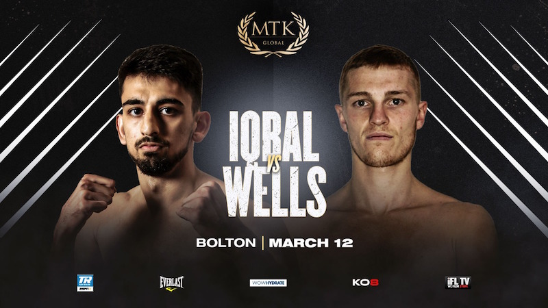 Opponents confirmed for March 12th MTK Fight Night