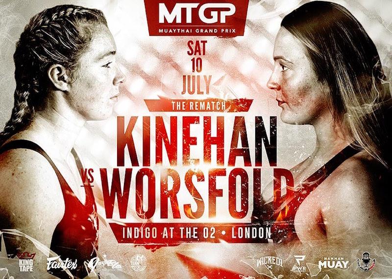 MTGP:Kinehan vs. Worsfold 2 set for Saturday 10th July