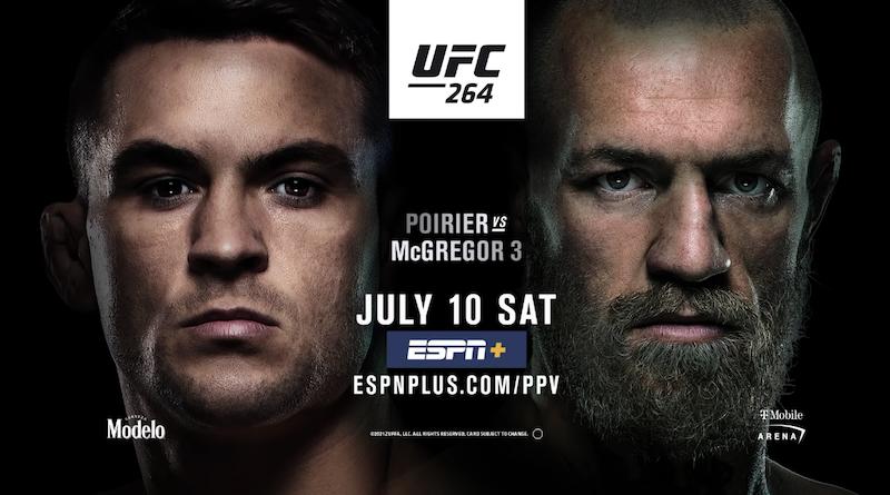 UFC 264 Results: Poirier defeats McGregor